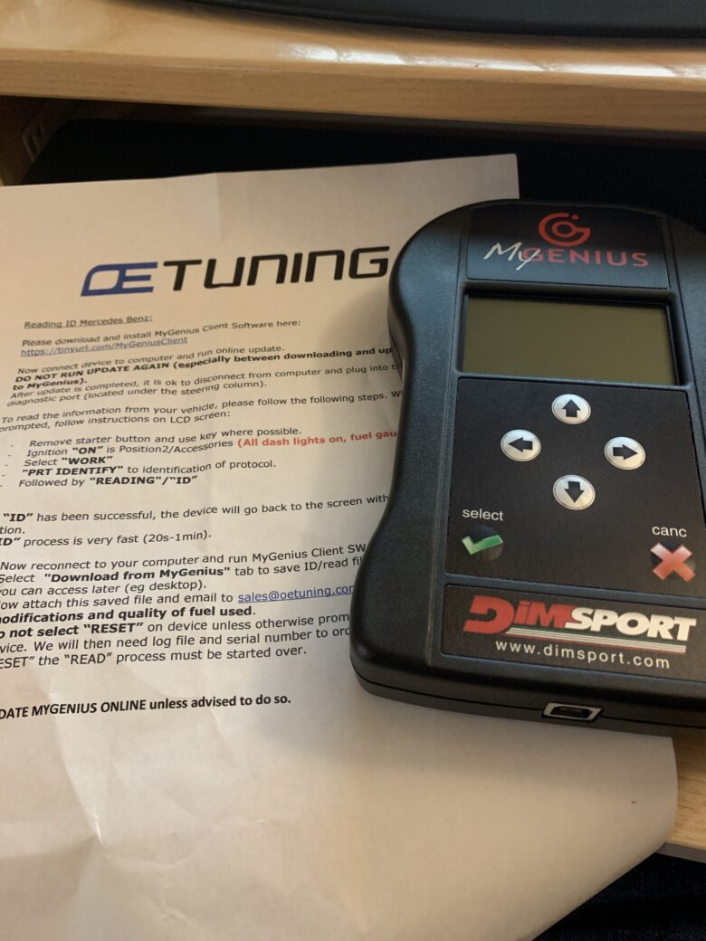 ECU Tuning & Hand Held Tuning Modules
