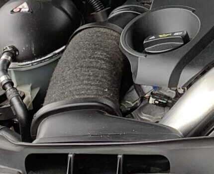 Replace or Upgrade Ripped Factory Air Intake Tubes