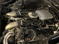 Change Mercedes Spark Plugs: Tuning? Go for Newer, Colder Spark Plugs