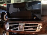 Install Android Screen in Mercedes CLS C218