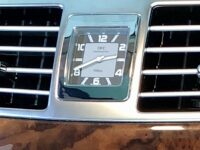 Upgrade Mercedes Clock:  Get a fine timepiece for your Mercedes.