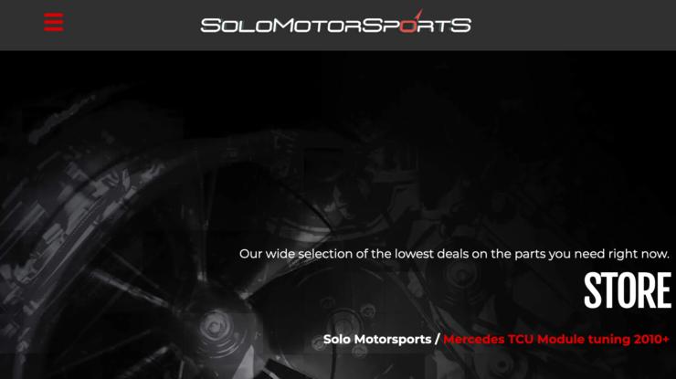 Solo Motorsports