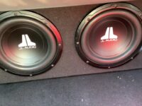 Add a Subwoofer: install a subwoofer on CLS C218 E W212