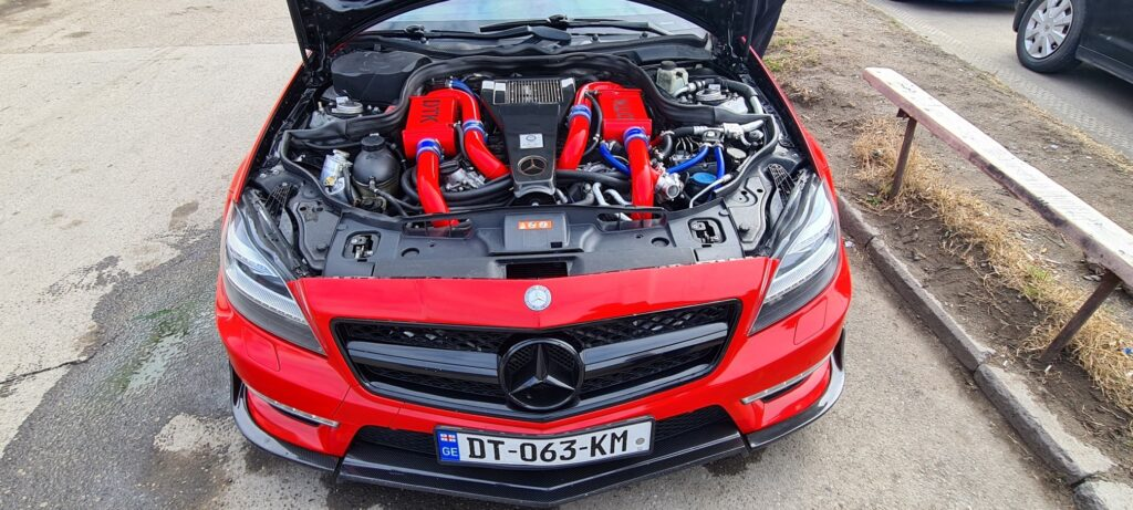 Demetre's 1k hp beast with CAI
