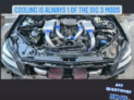 Cold Air Intakes — In Progress