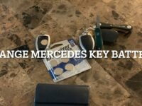 How to Change Mercedes Key Battery