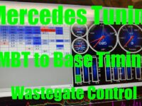 Copying MBT to Base Timing and Wastegate Control Using HP tuners