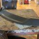 CLS RennTech Style Carbon Fiber Wing